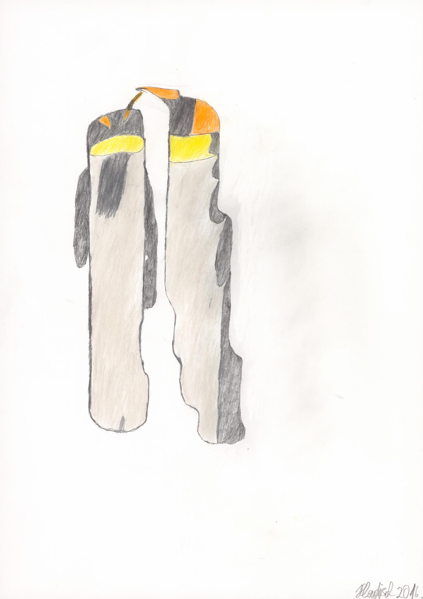 hladisch helmut - Pinguine / Penguins