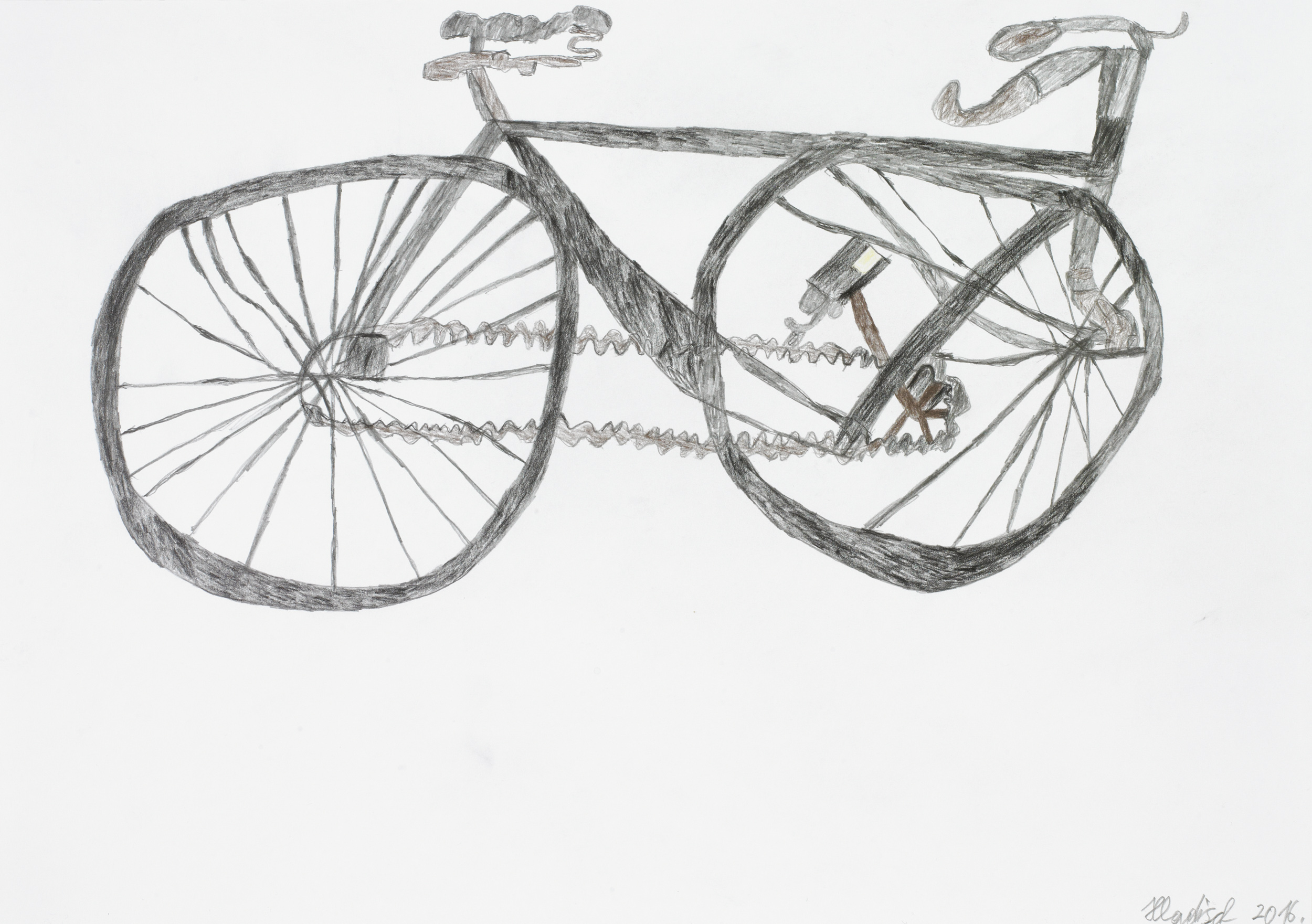 hladisch helmut - Fahrrad / Bicycle
