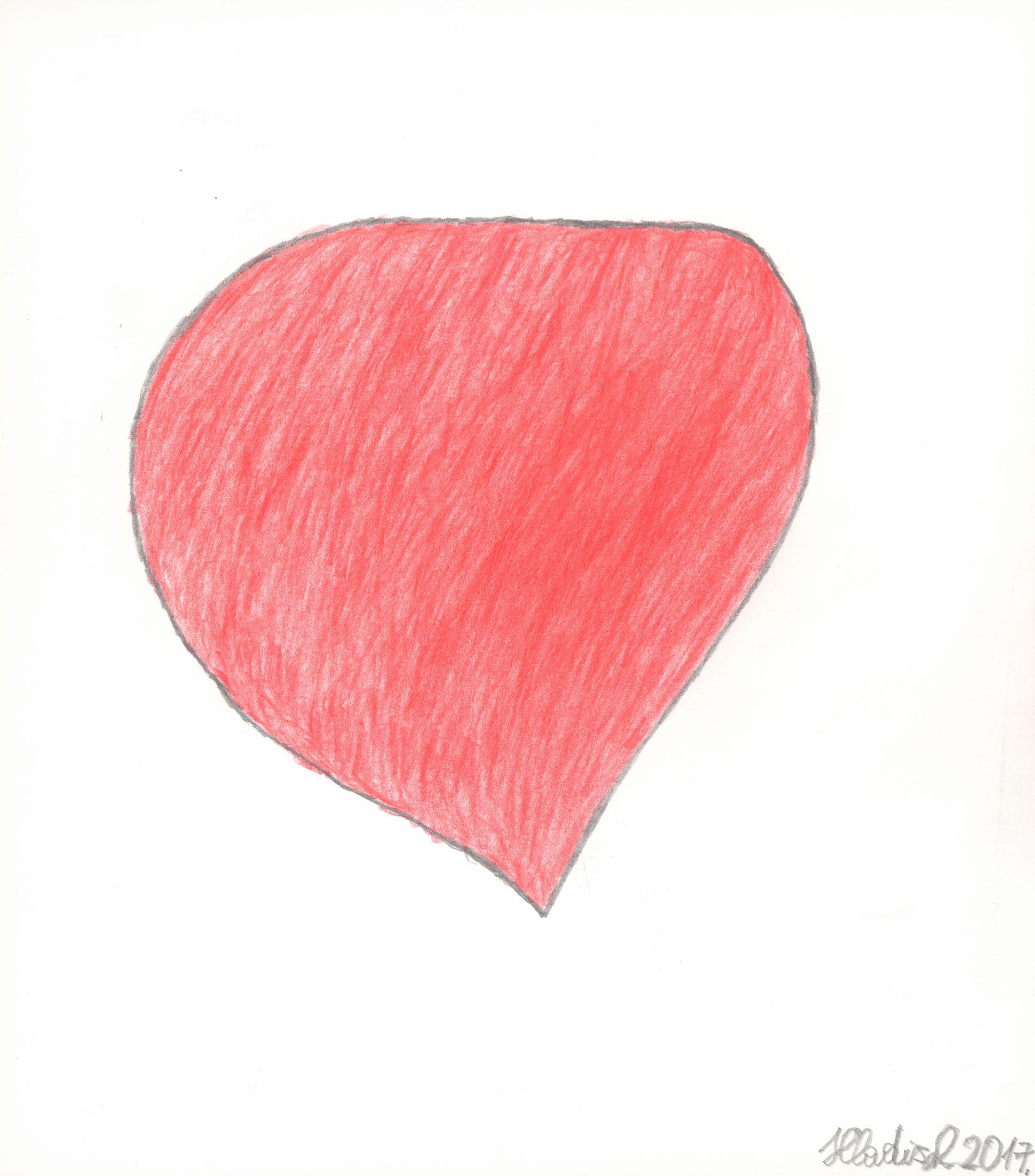 hladisch helmut - Heart / Herz