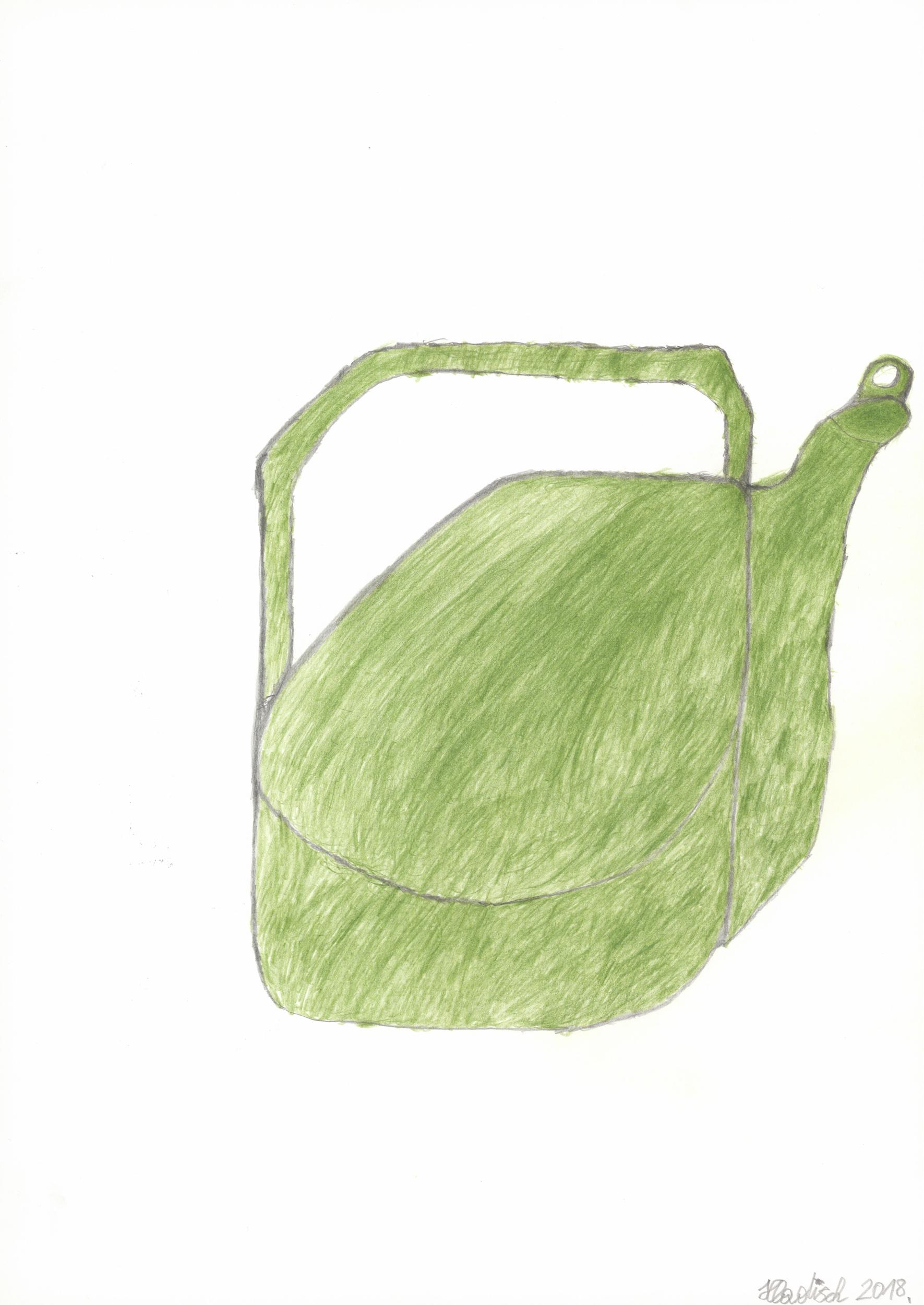 hladisch helmut - Gießkanne / Watering can