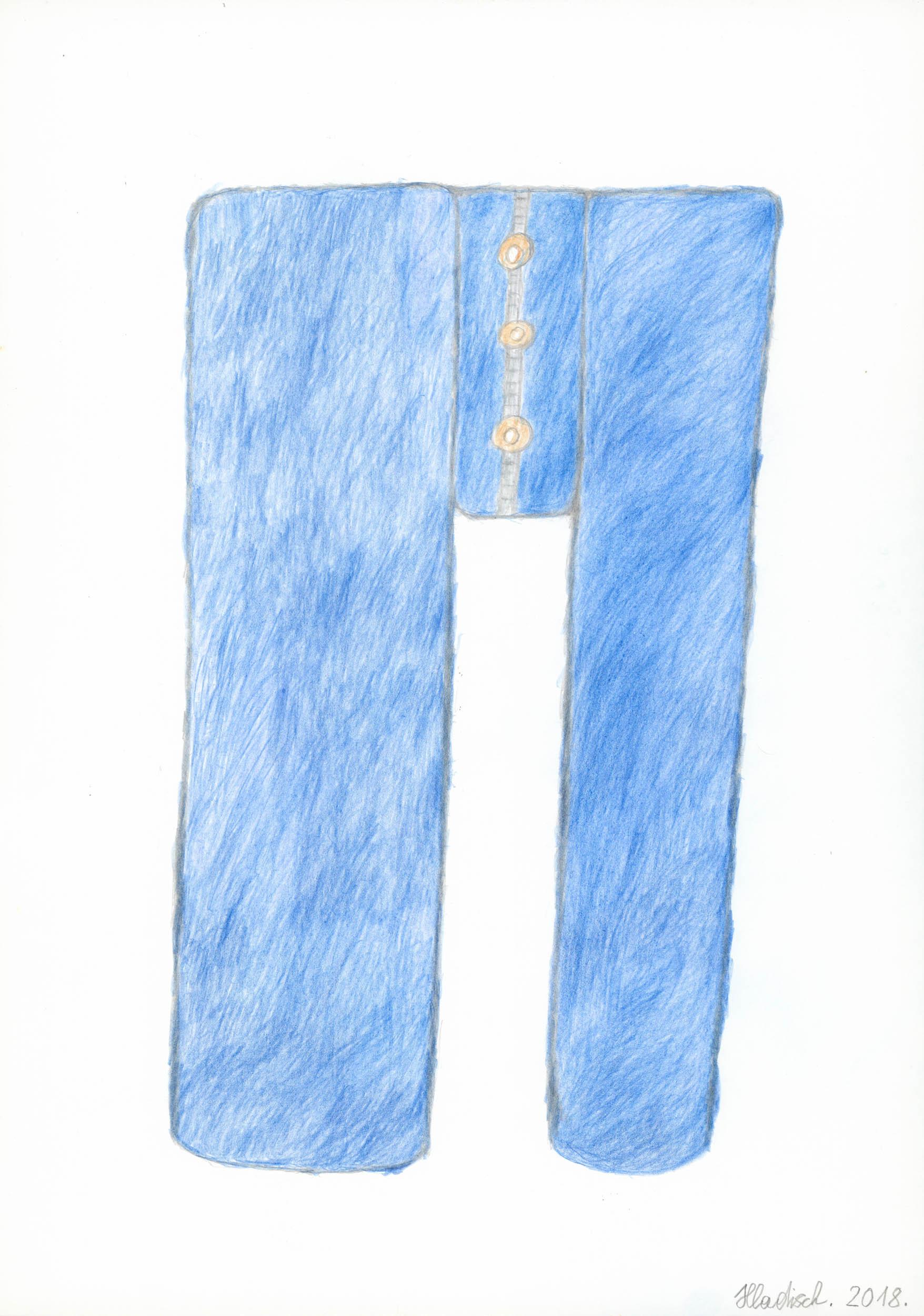 hladisch helmut - Jeanshose / Jeans