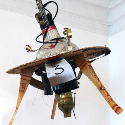 Life in the Moon – Daniel Spoerri & Art Brut
