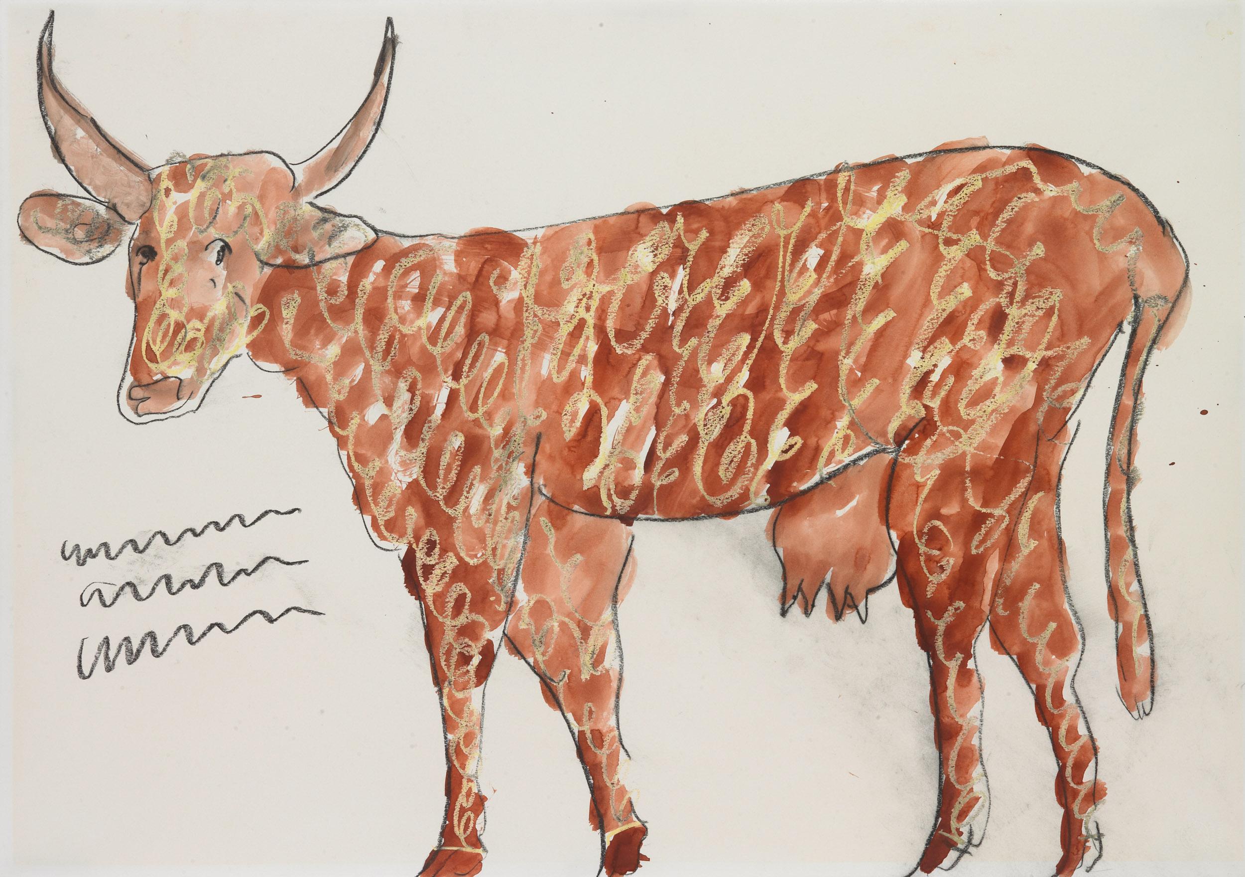 kamlander franz - Kuh / Cow