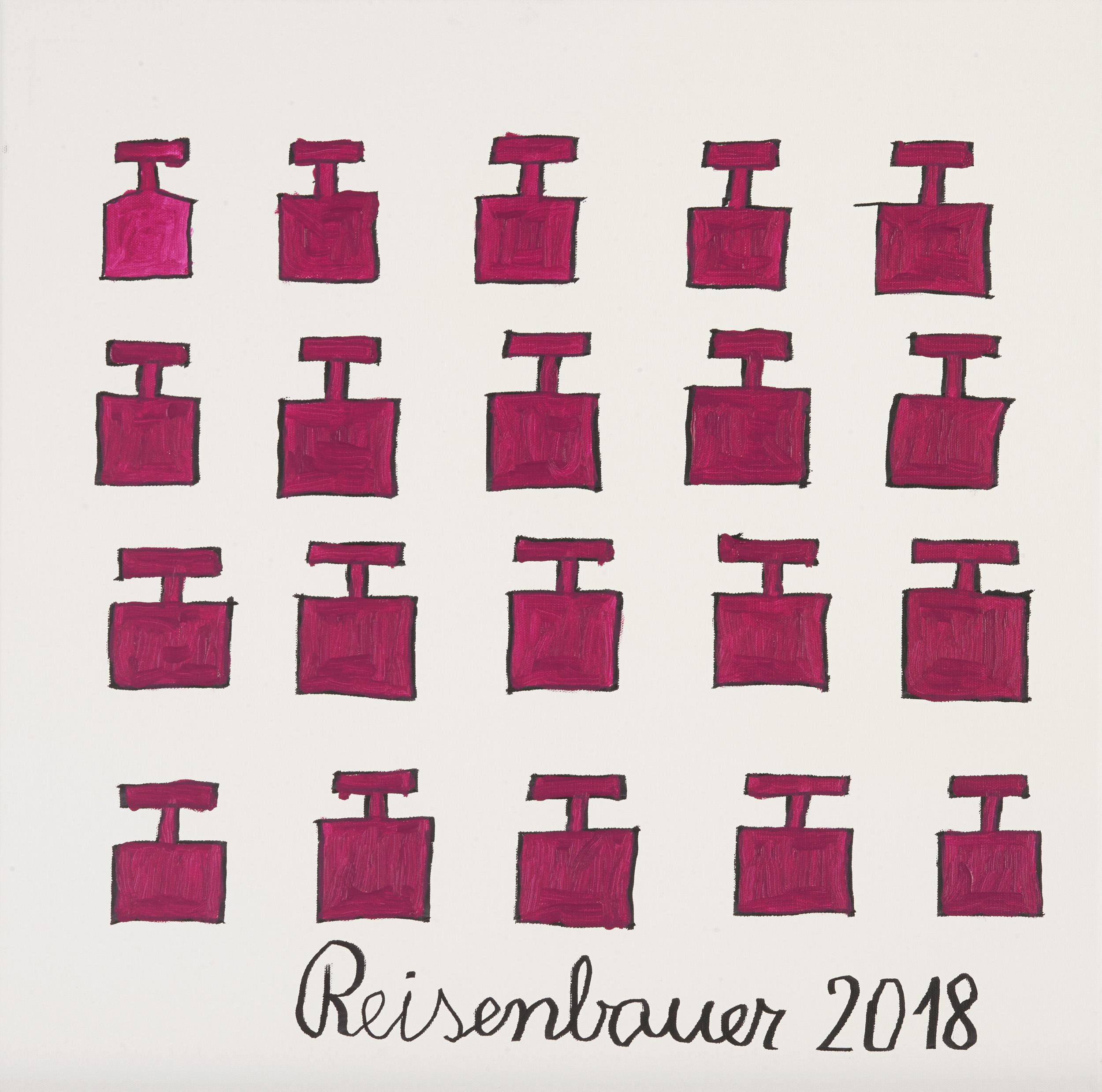 reisenbauer heinrich - Parfümflaschen / Perfume bottles