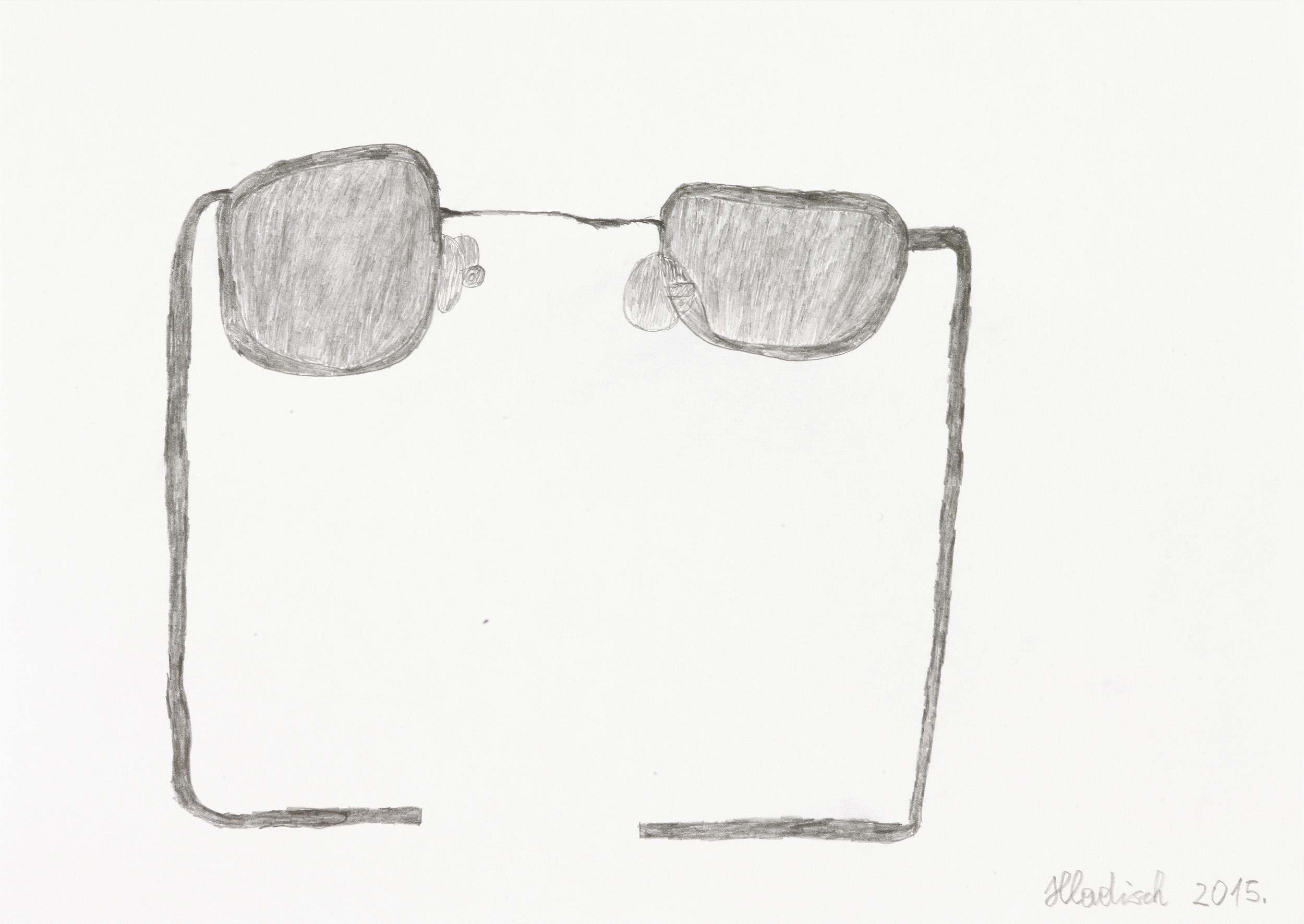 hladisch helmut - Lesebrille / Reading glasses