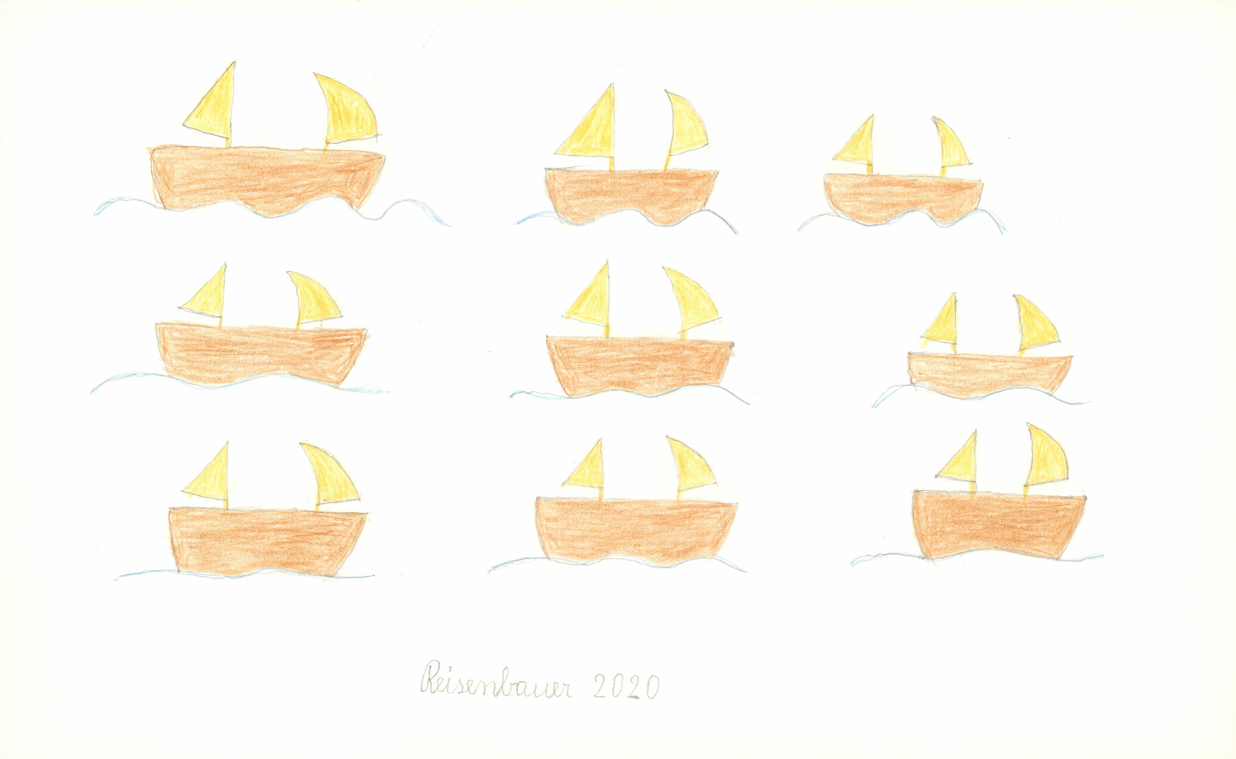 reisenbauer heinrich - Segelschiffe / Sailing ships