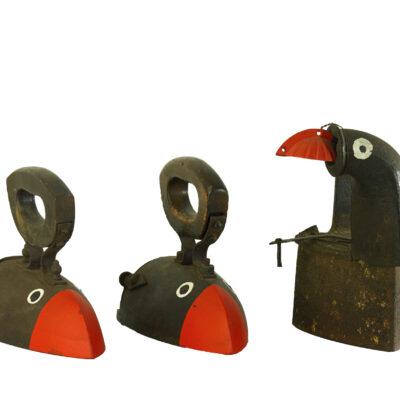 Der coole Hahn und seine heißen Hühner / The cool rooster and his hot chickens