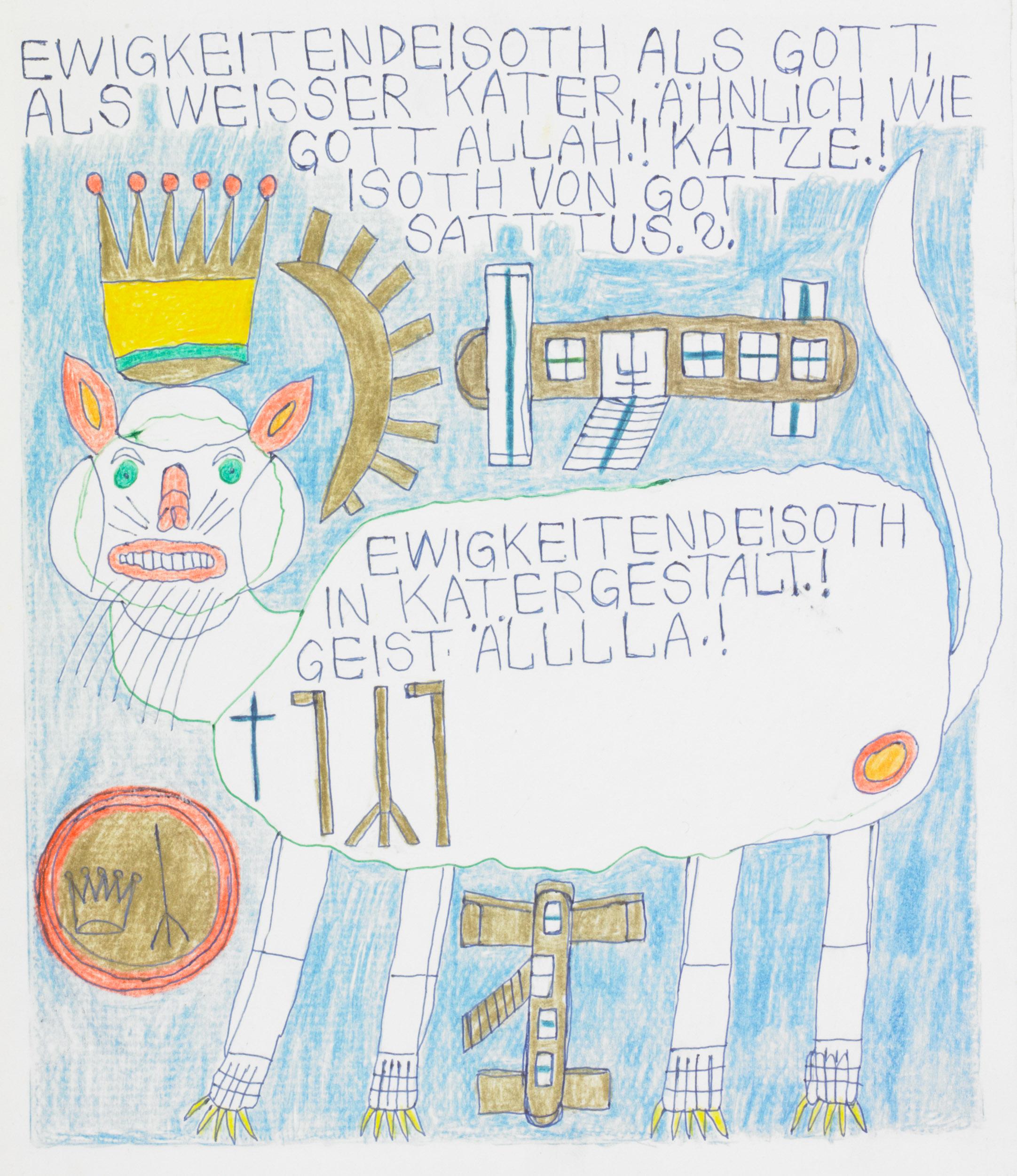 walla august - EWIGKEITENDEISOTH