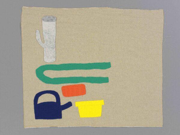Karaffe und Kessel / Carafe and kettle