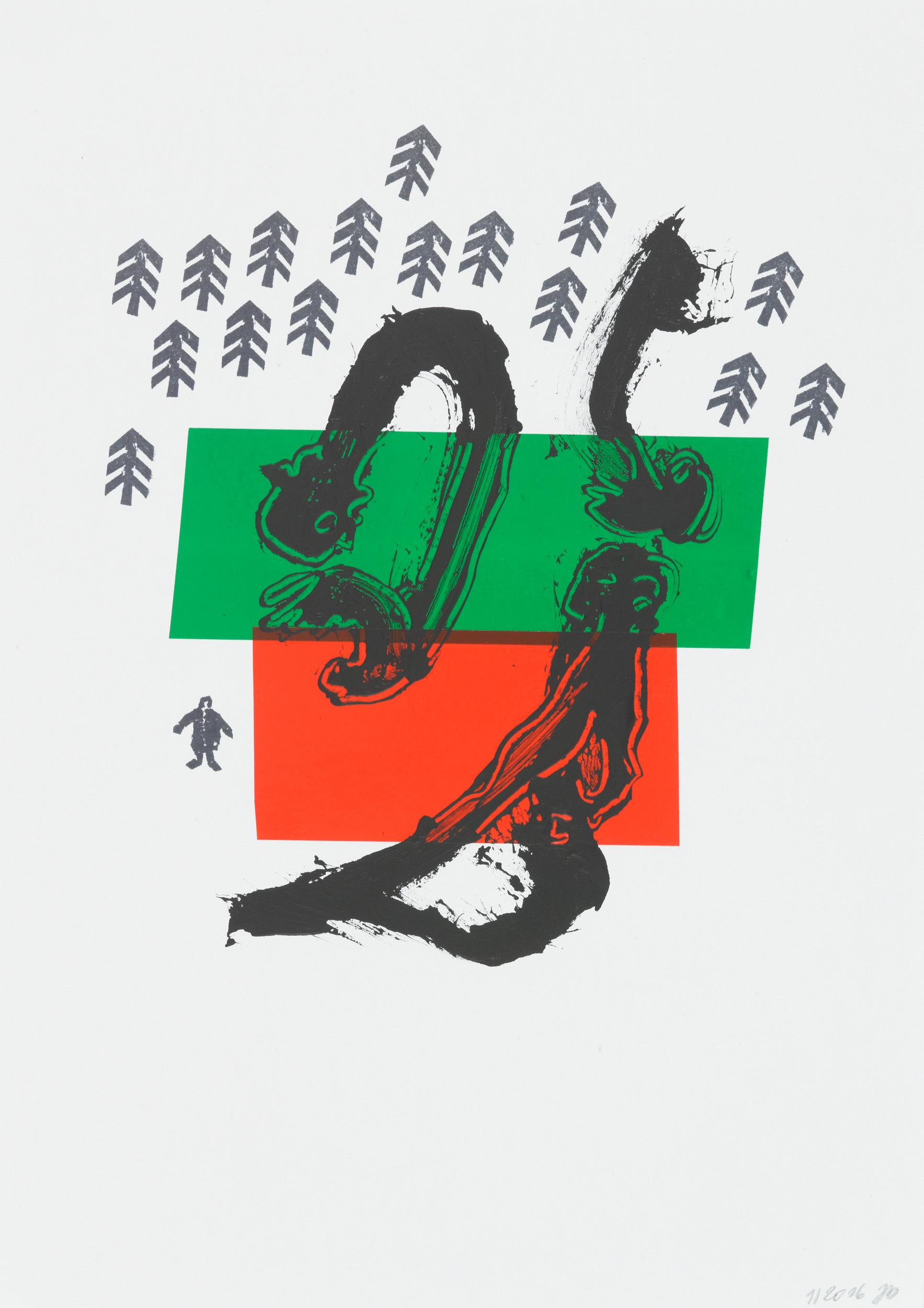 diviš jaroslav - Ohne Titel / Untitled