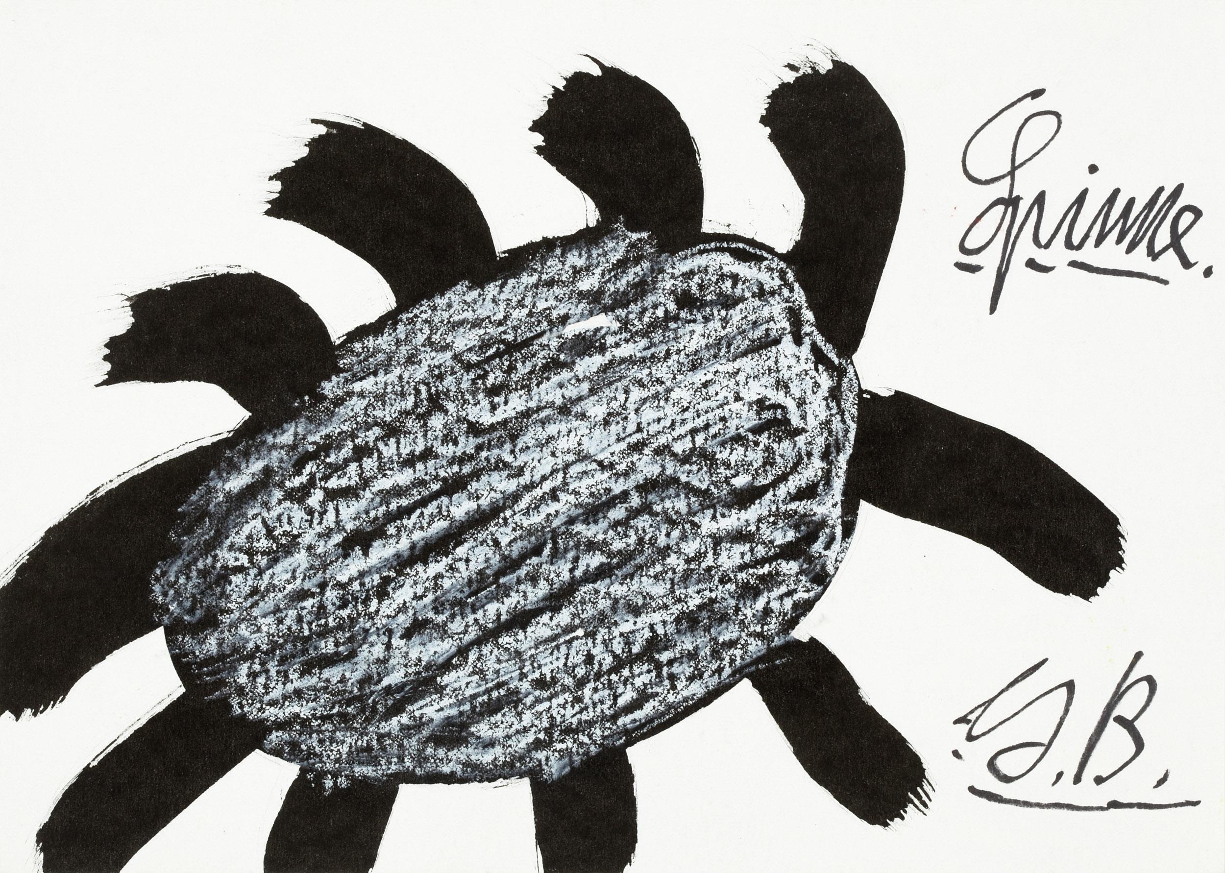 buchmann ida - Spinne / Spider