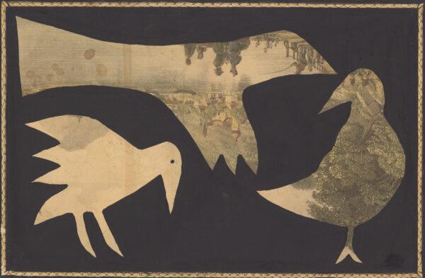 Ohne Titel / Untitled - birdman